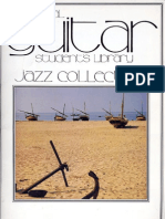 Jazz Standard Collection For Classical Guitar