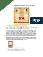 Microsoft Word - Significado e Historia Del Himno Nacional Del Peru