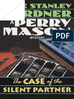 17- The Case of the Silent Partner - Erle Stanley Gardner