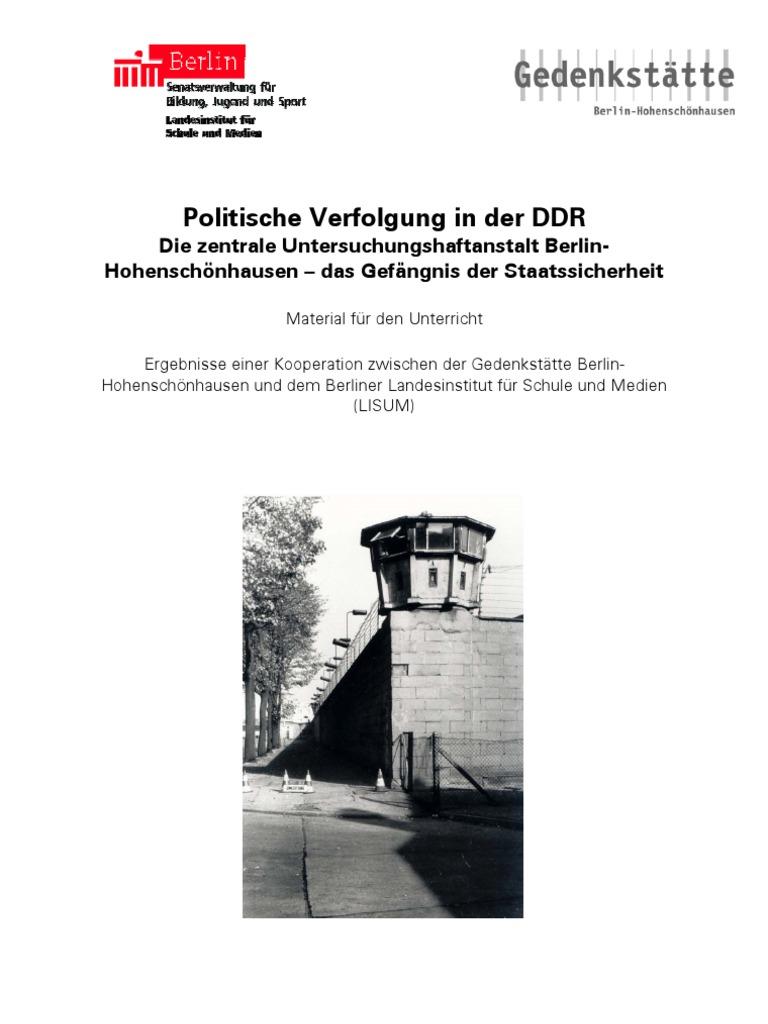 Hohenschönhausen-Broschüre