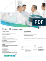 HK-100 infusion pump catalogue.pdf