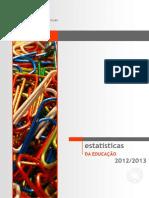 dgeec [mec] 2014_estatísticas da educação 2012 - 2013 [jun].pdf