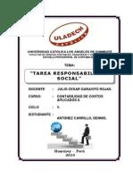 TAREA RSU N°01-DENNIS