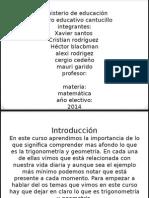 ministerio de educacin
