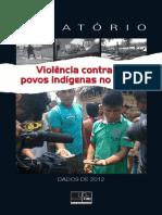 Cimi Relatório Violência 2012-3