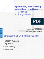 Project Management by UNDP