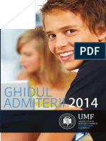 ghid admitere 2014