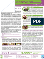 Seva Setu_Samvaad_June Bulletin