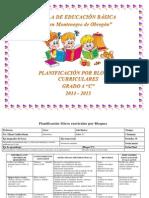 Plan Por Bloques Curriculares 4to