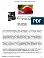 Cristina Pestaña - Acerca de La Traduccion de La Metamorfosis - Espéculo Nro 11