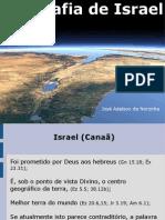 Aula 3 Geografia de Israel