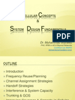 Cellullar Concept & Design Fundamentals Waheed