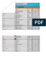 Crebolijst Opleidingsdomeinen Kwalificatiedossiers en Kwalificaties Geldig Vanaf 2012