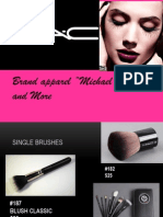 Mac Cosmetic Catalog