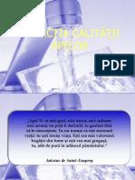 Protectia calitatii apelor