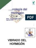 UTEM 2014 Clase 8 Hormigón - Vibración