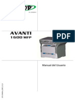 Manual Usuario 1600mfp