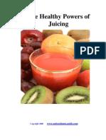 Healthy Powers Juicing