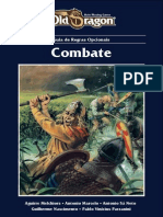 Old Dragon - Guia de Regras Opcionais - Combate