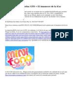 el iPod Touch + Pontiac GTO = El Amanecer de la iCar