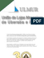 Homenagem Aos Maçons - Ulmur