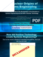 The Nuclear Origins of Systems Engineering