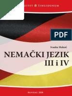 Nemački Jezik III i IV