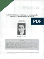 Historia Psicología El Salvador