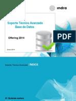 Offering Soporte Avanzado BBDD 2014 v.1.2