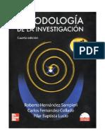 ENFOQUE CUANT Metodología de La Investigación - H F Y B 4ta Ed 2006