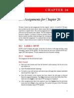 Laboratório 7 - Protocolos de Camada de Aplicação