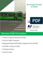 Delhi-BRT-System
