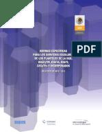 Normas de Control Escolar 2010-2011