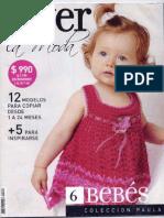 Tejer La Moda - 06 - Bebés