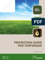 Ontario Turf Protection Guide 2014 OMAFRA Pub384
