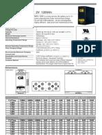 MSV1200 Catalog