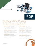 Sophos VPN Clients Dsn A