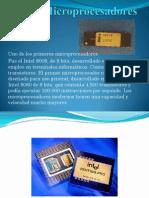 Microprocesadores 4ta generacion