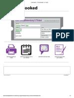 Confirmation __ Forex Seminar __ E-Ticket