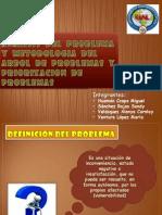 Analisis de Problema y Metodologia Del Arbol De