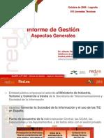 Informe Gestion General EJEMPLO