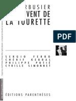 p047 Le Couvent de La Tourette Lea Eur Corbusier