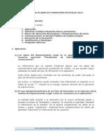 Convocatoria 2013 Preguntas Frecuentes