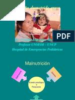 30 - desnutrición manejo