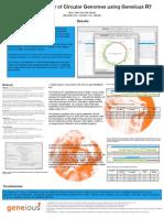 De novo Assembly of Circular Genomes using Geneious R7