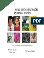 23 Organizaoeregulaodainformaogenetica 100213174456 Phpapp01