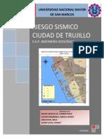Informe Riesgo Sismico Trujillo