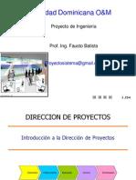 2-Leccion 1 Parte I Introduction Project Managemen