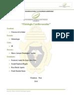 Fisiologia Cardiovascular Monografia II Unidad