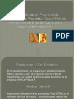 Presentación Tesis TPM (Nelson a. Heredia)